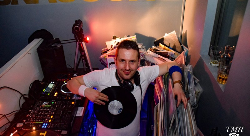 DJ 90er Party Oberhausen VinylOnly