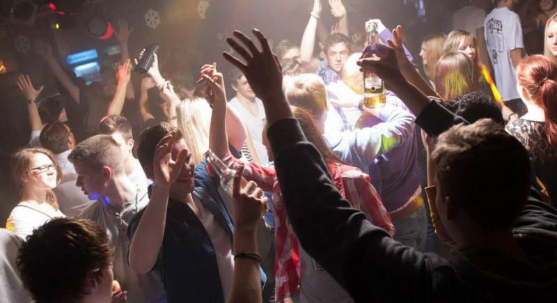 DJ 90er Jahre Party, Vinyl-DJ 90er Jahre Mottoparty