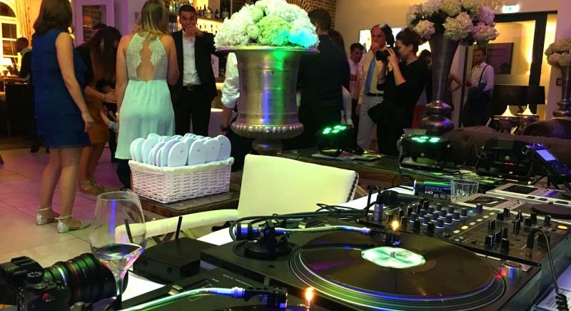 Hochzeits DJ Düsseldorf NRW