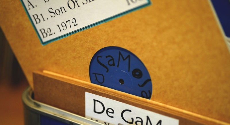 Samosa Records, De GaMa, Les Inferno Vinyl 12inch