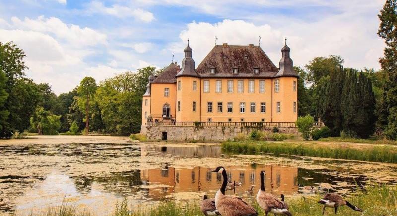 Schloss Dyck NRW Hochzeit