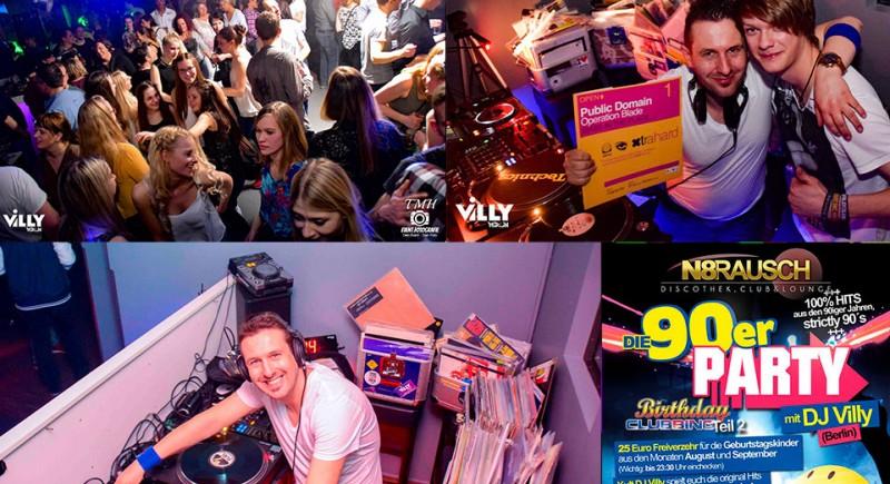 Club DJ Aachen