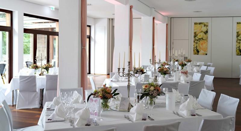 Seepavillon Hochzeits-DJ NRW, Rheinland, Niederrhein