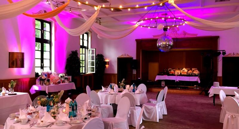 Hochzeits DJ Ruhrgebiet Technik
