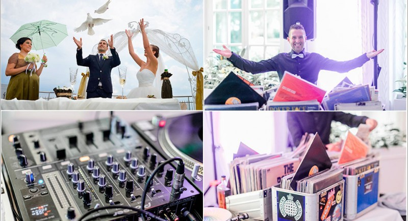 Hochzeits-DJ Düsseldorf