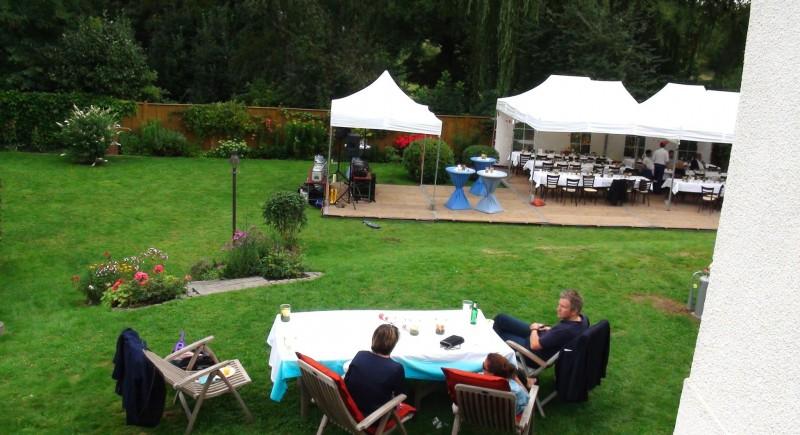 Hochzeits-DJ, Gartenparty, Gartenhochzeit, Hochzeitzuhause Oberhausen