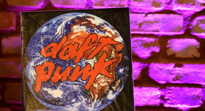 Daft Punk - Around The World 12 inch Vinyl