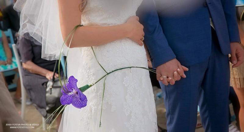 Hochzeitsfeier Holland