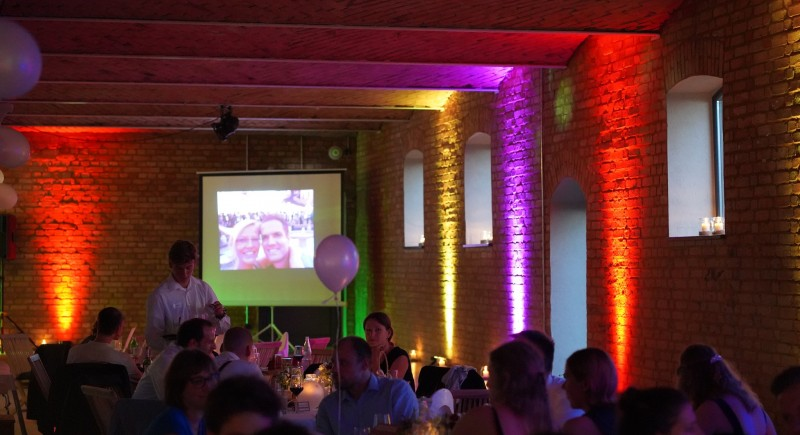 DJ Hochzeit Essen