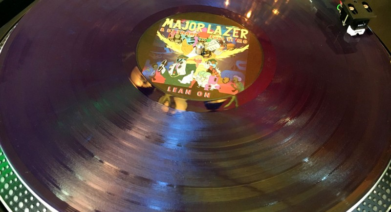 Major Lazer - Watch Out for This Vinyl