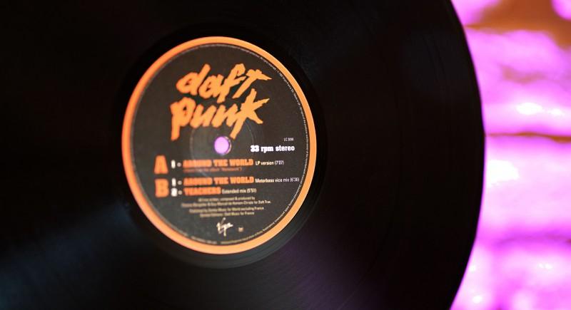 Daft Punk - Around The World Vinyl