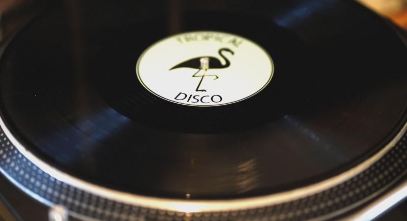 Tropical Disco, Sartorial, Moodena909, Vinyl 12inch