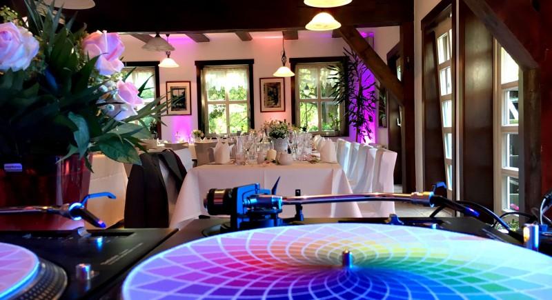 Hochzeits-DJ Bonn