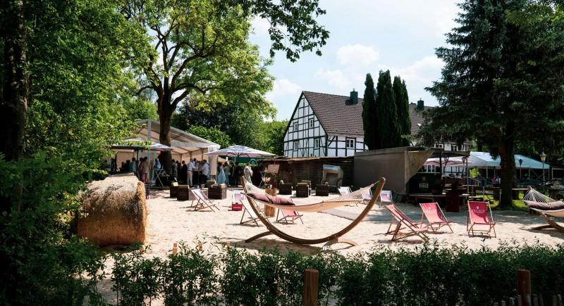 Haus am See Hochzeitslocation Essen Event DJ