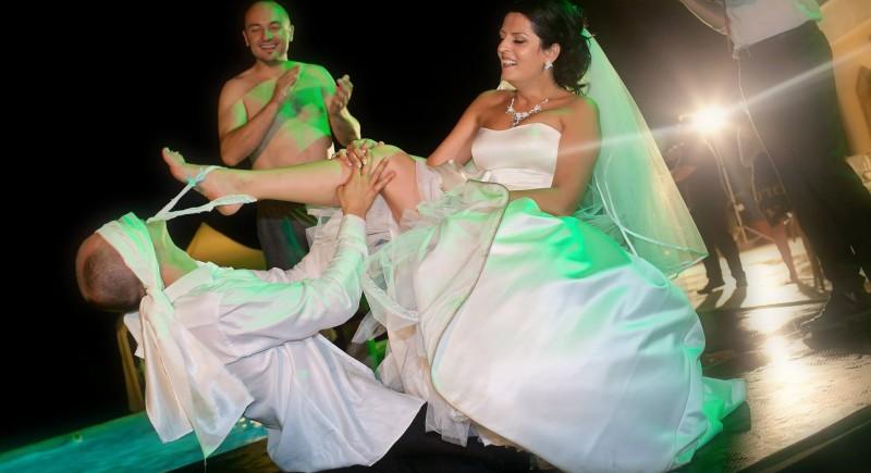 Hochzeitsparty Düsseldorf