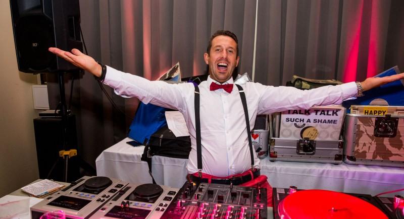 Hochzeits-DJ Essen