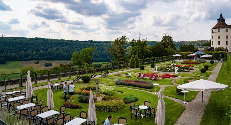 Schloss Langenburg Hochzeit DJ Baden-Württemberg