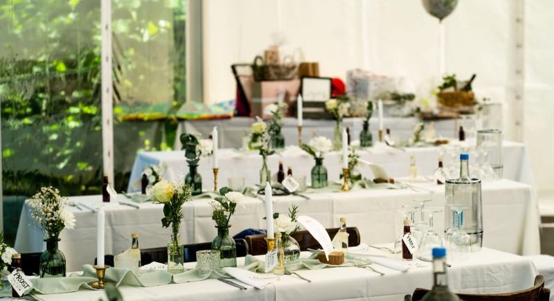 Haus am See Hochzeit  Essen DJ