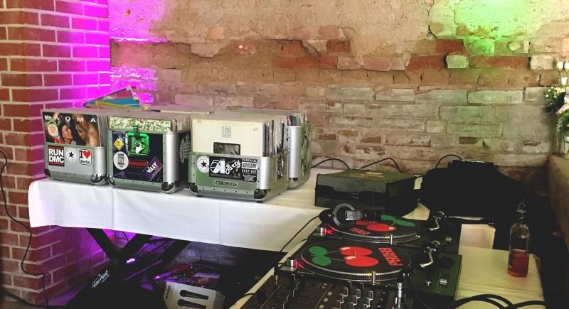 Hochzeitsmusik DJ Gelsenkirchen