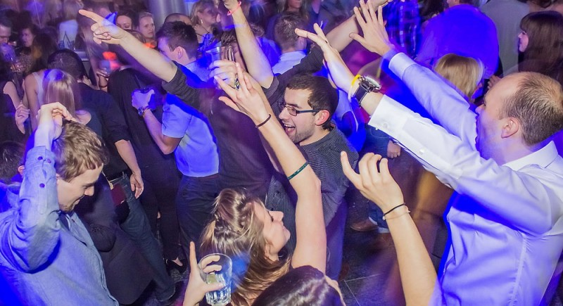 DJ Club Events Essen