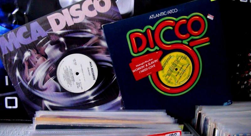 DJ, Disco, Funk, Soul