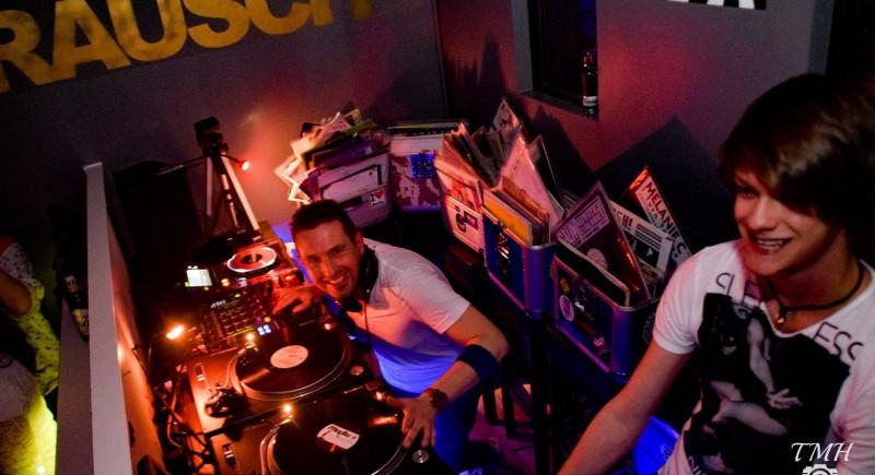 DJ für 90er Mottoparty in NRW, Ruhrpott