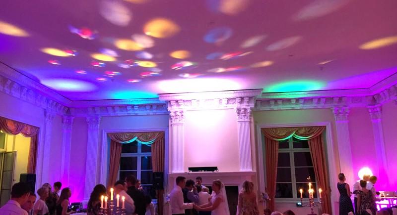 Hochzeits DJ Bonn Technik