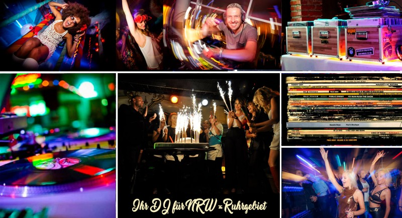 Hochzeits-DJ Ruhrgebiet, DJ im Pott