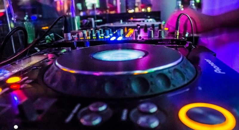 DJ-Moers Hochzeit, Party Events