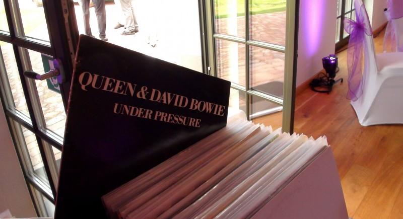 Queen David Bowie - Under Pressure