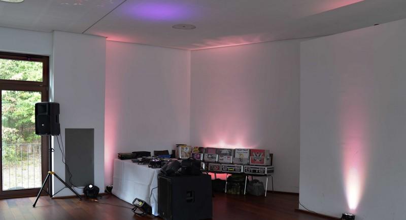 Hochzeit im Seepavillon Tegel Hochzeits-DJ