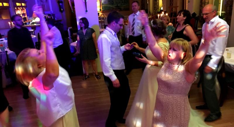 Hochzeitsparty Solingen