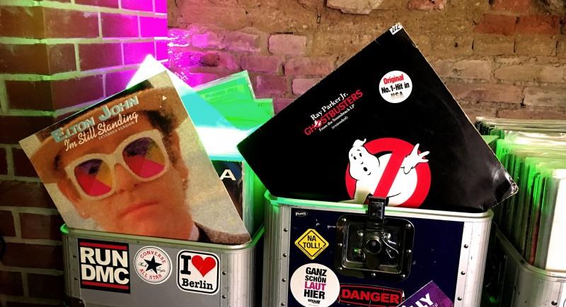 Elton John - I'm Still Standing, Ray Parker Jr. - Ghostbusters