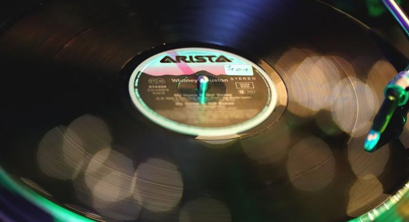 Whitney Houston - My Name Is Not Susan Vinyl Arista