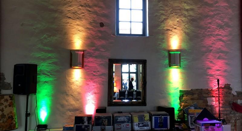 Partyraum Bochum, Partyscheune