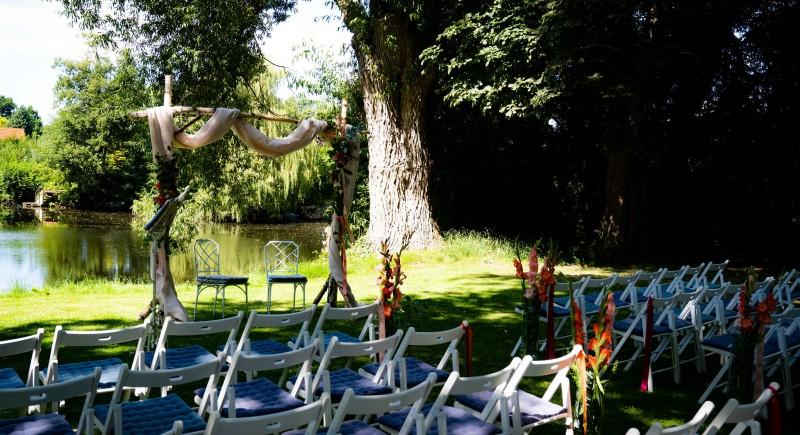 Hof zur Linde Münster Hochzeit