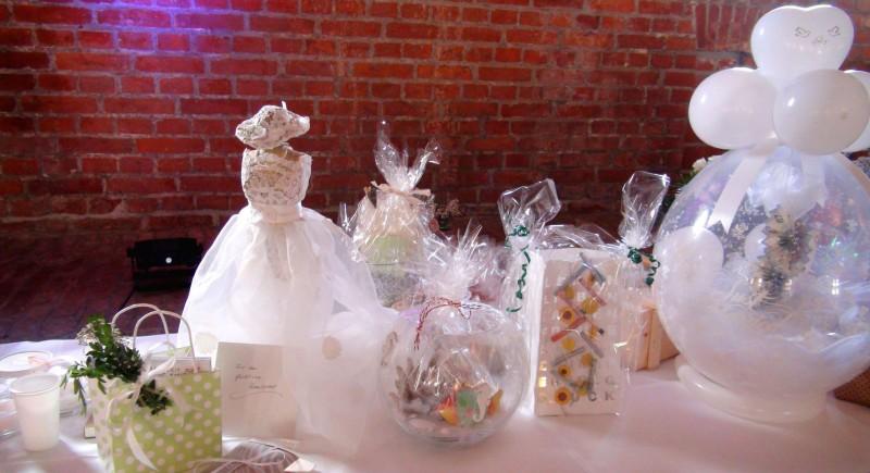 Geschenketisch Hochzeit