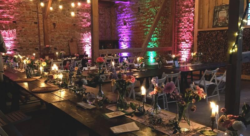 Landhochzeit Vintage Weddings Hochzeitsscheune DJ Rheinland Niederrhein