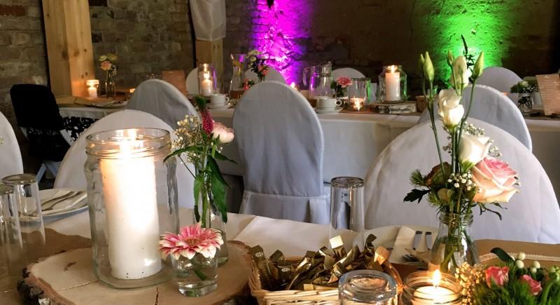 Boho & Vintage Hochzeit NRW Ruhrgebiet