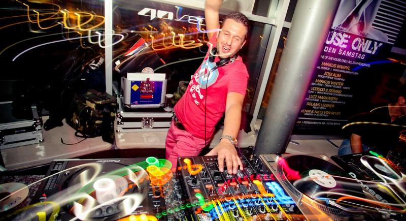 DJ, Disco, Funk, Soul, Motown, Studio 54 Party