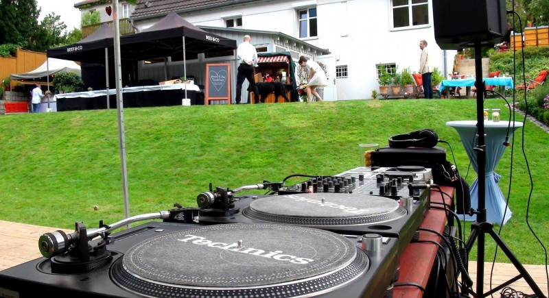Vinyl DJ Events NRW