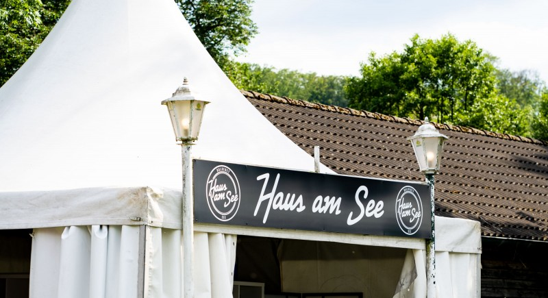 Haus am See Hochzeitslocation Essen