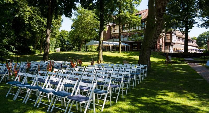 Hof zur Linde Hochzeit Münster