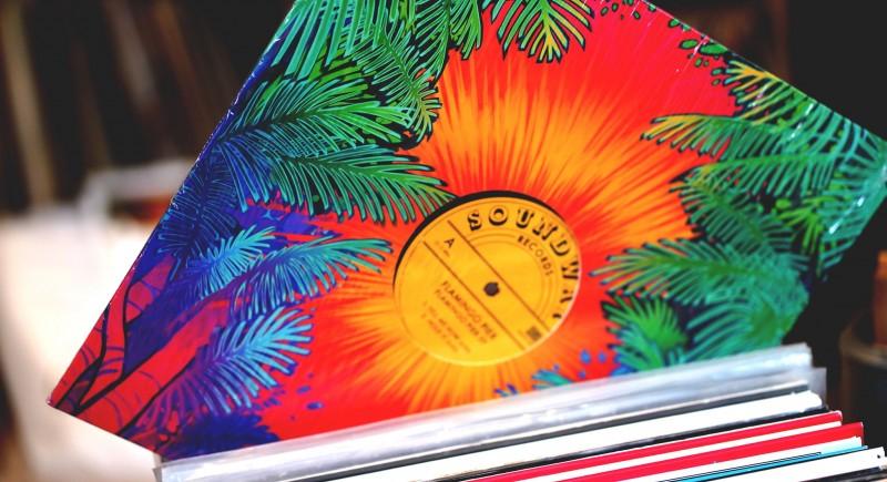 Soundway, Flamingo Pier, Exotic Disco-Boogie Journey