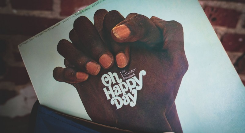 Lee Patterson Oh Happy Day Vinyl