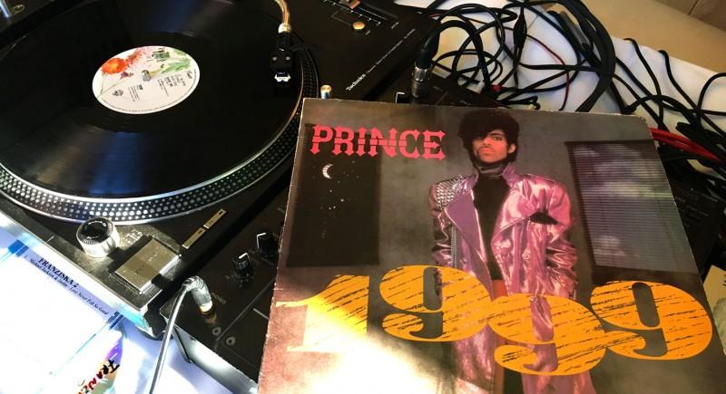 Prince 1999 Vinyl
