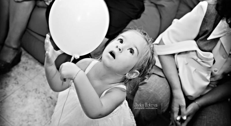 Heliumballons steigen lassen Hochzeitsbräuche