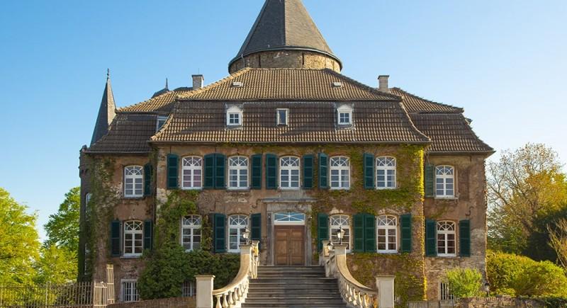 Schloss Linnep in Ratingen